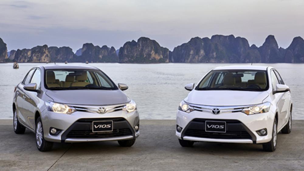 Toyota Vios và Ford Ranger được triệu hồi tại Việt Nam